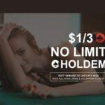 Sat-Sun, 2/5 NLH, 5/10 NLH, and/or PLO! $50 First Time Bonus!