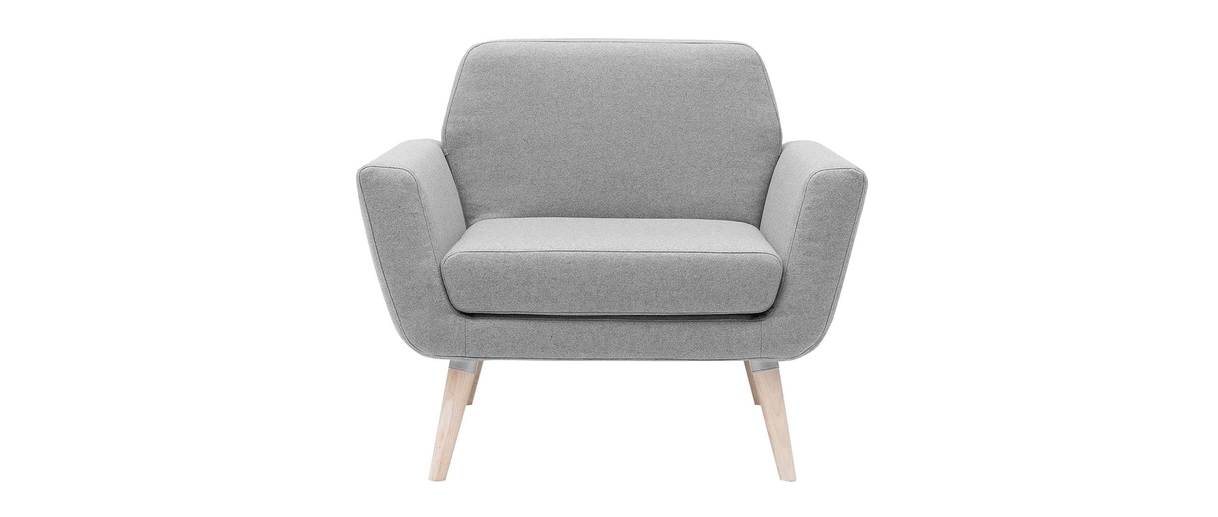 Sessel Lavendel Softline Lounge Sessel Scope Mit Eschenholzfüßen Mysofabed De