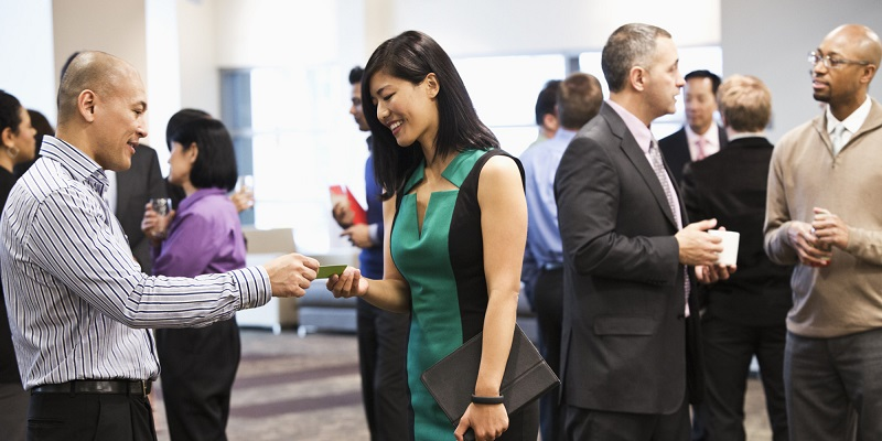 networking for business success