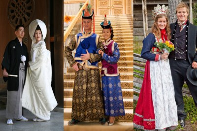 This Is What Traditional Wedding Outfits Look Like Across ...