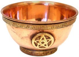 Offering Bowl Pentagram