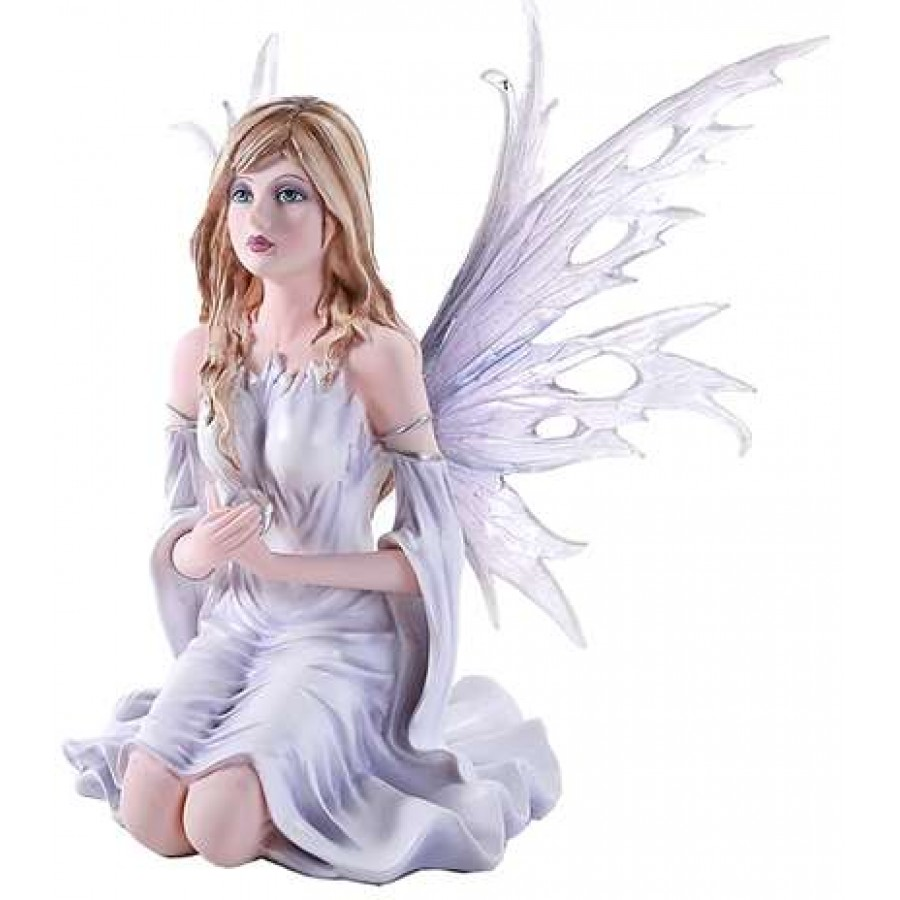 Faerie Statues Winter Fairy Statue