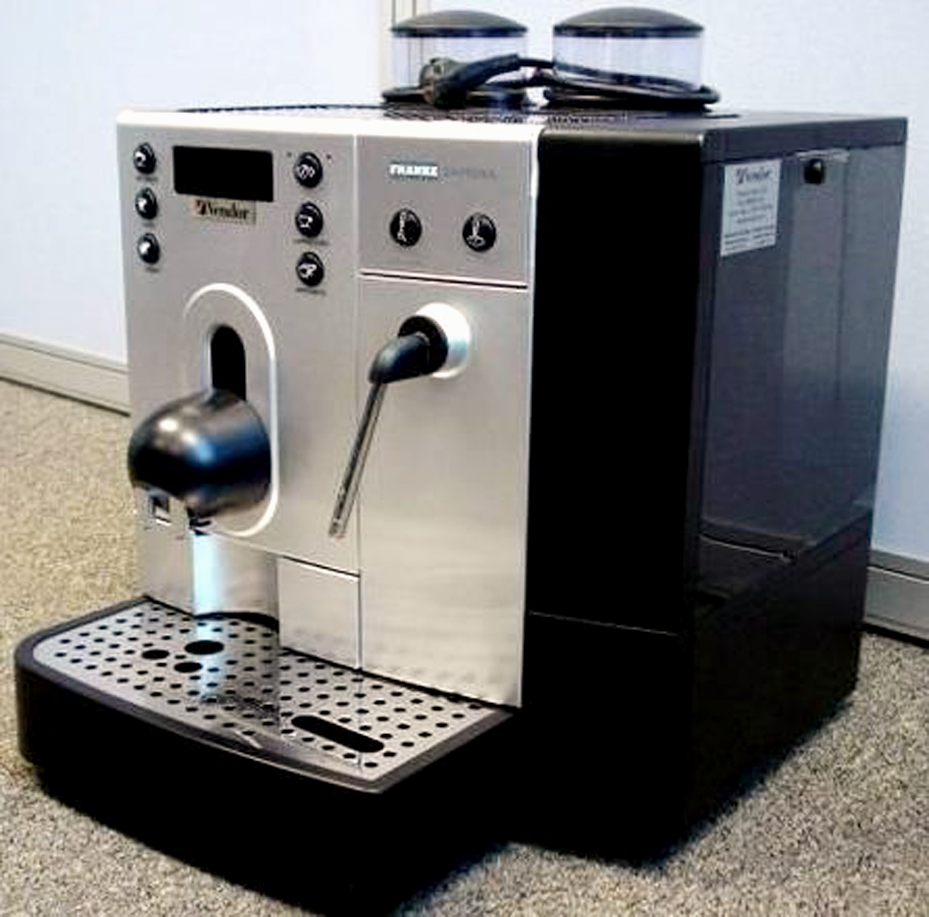 Franke Coffee Systems Franke Saphira Coffee Machine My Storage Sale