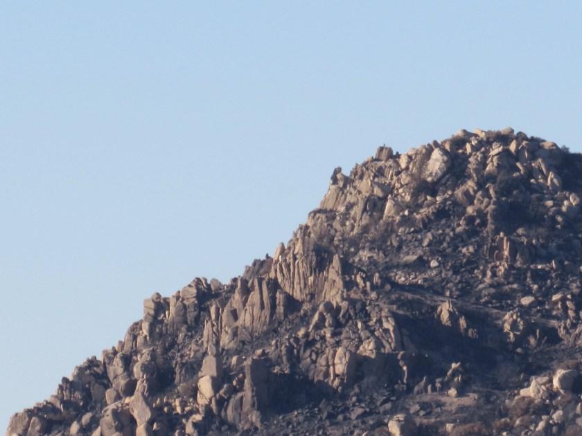 Boulders On The Pinnacles