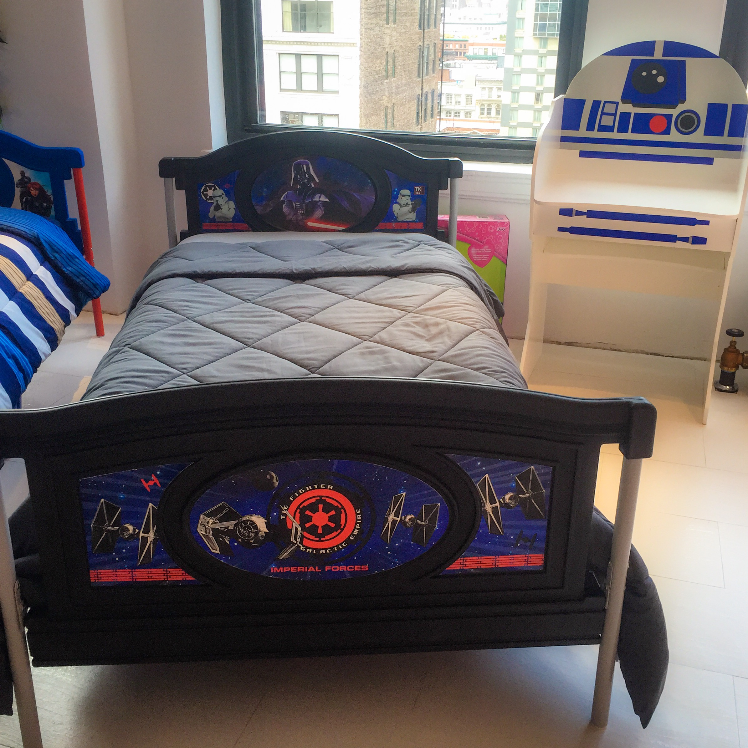 Star Wars Themed Bedroom Ideas Its Star Wars Day My Strange Family