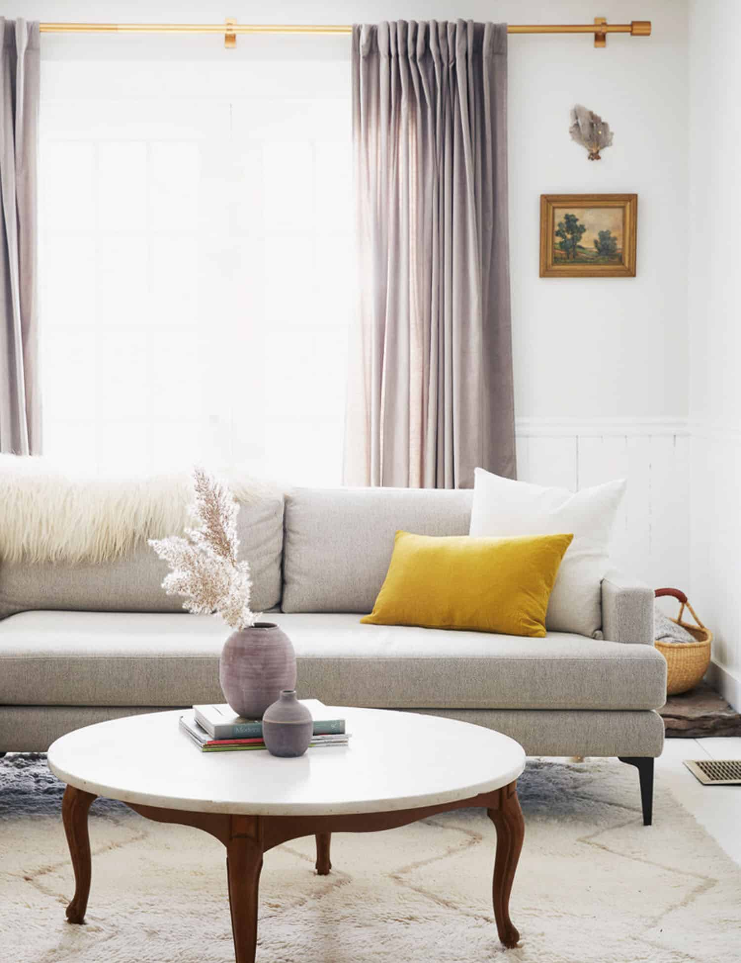 Yellow Decor For Living Room Yellow Decor Color Combinations By My Style Vita