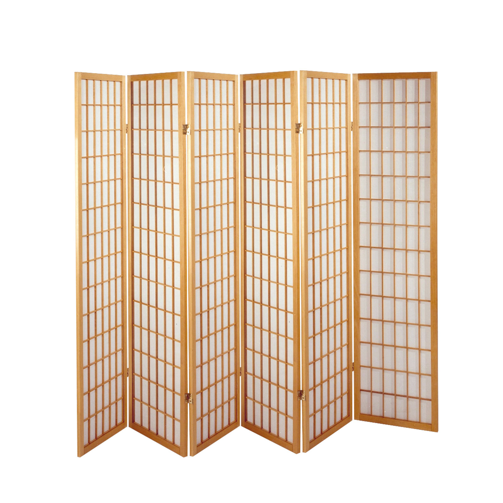 Does Bunnings Deliver Solid Natural Timber Wooden Panel Screen Room Divider In