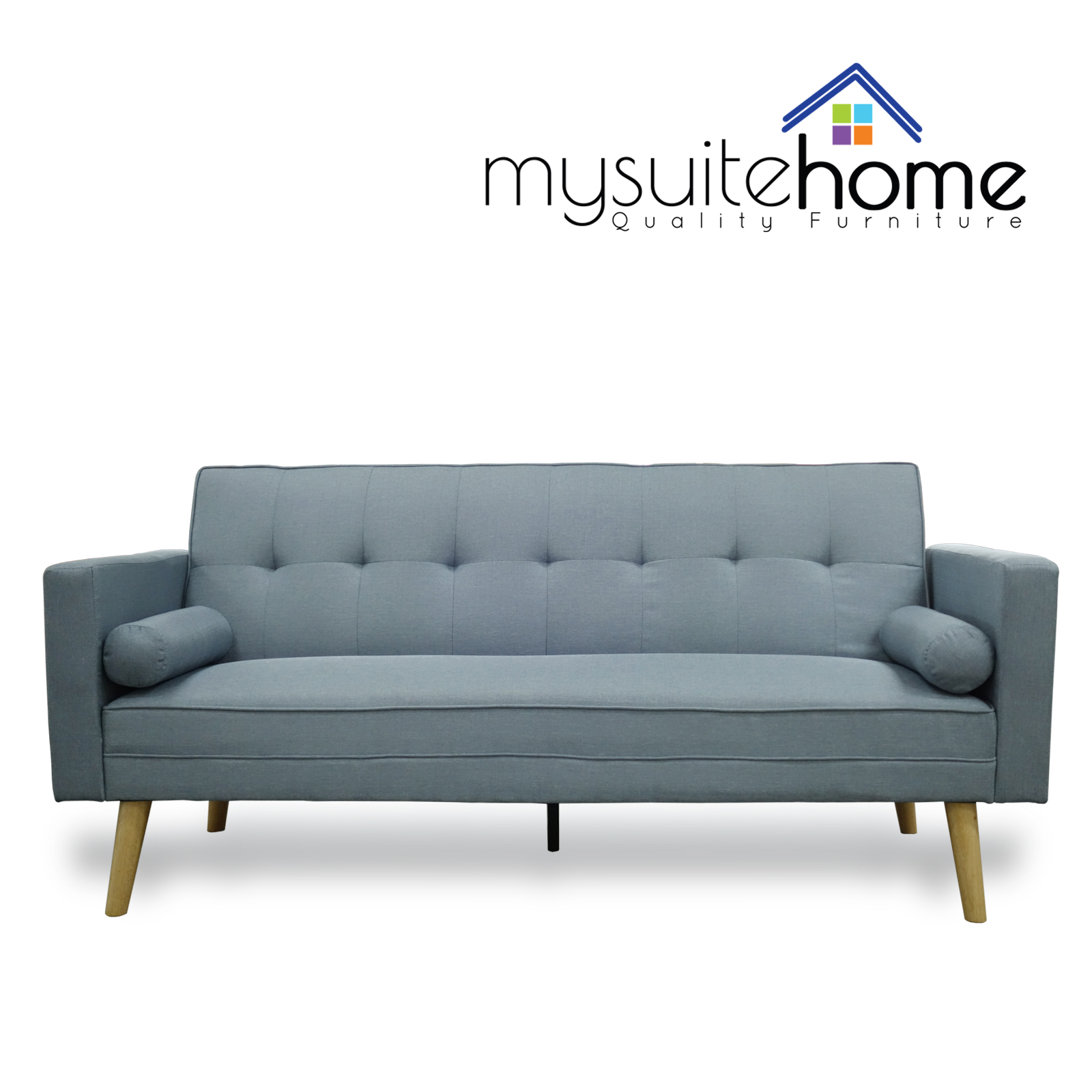 Focus On Furniture Sofa Bed Grey Fabric Sofa Brisbane Brokeasshome