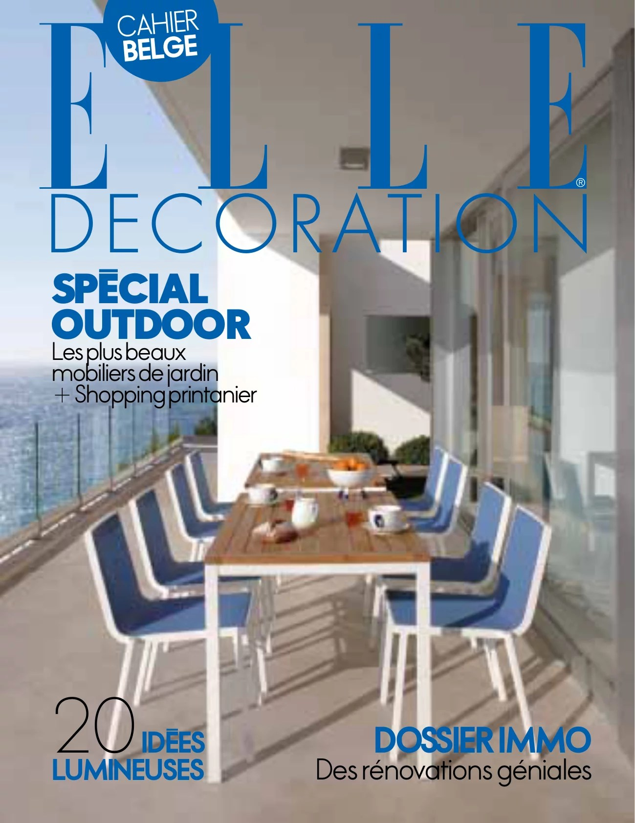 Decoration Elle Mysuites Andco In Elle Decor Magazine May 2014