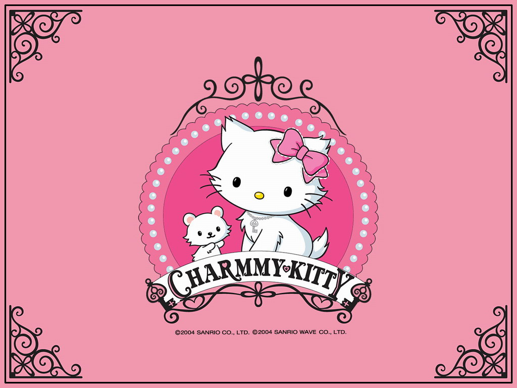 Loves Wallpapers With Quotes Charmmy Kitty My Sweet World