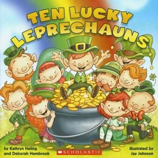 St. Patrick's Day Story