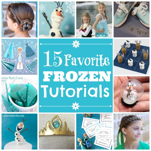 frozen-tutorials