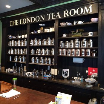 Tea On The Road: London Tea Room – Jubilee