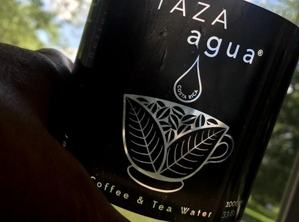 Tea Water Review – Taza Aqua – Costa Rica Water