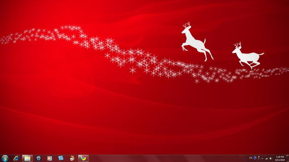 Free Christmas Theme Packs for Windows 7 - christmas themes images