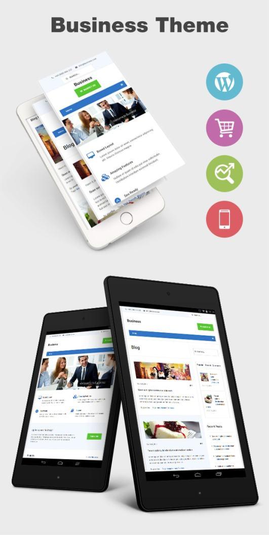 Wordpress Themes Business