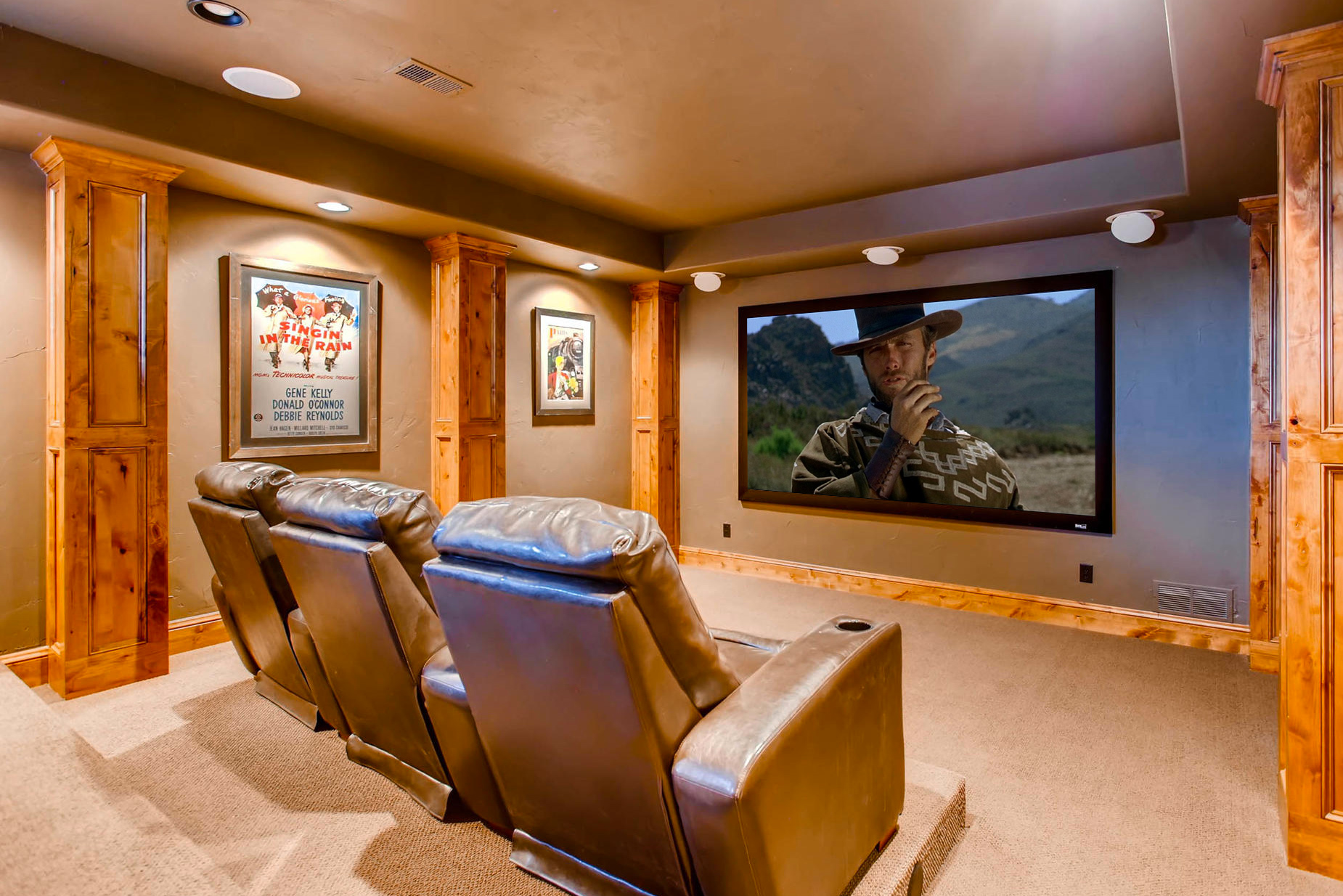 Home Theater Room Five Ways To Enjoy Your Home Theater Room Mythic Home Theater