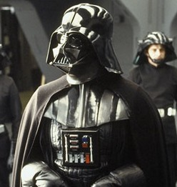 Darth Vader as depicted in The Empire Strikes ...