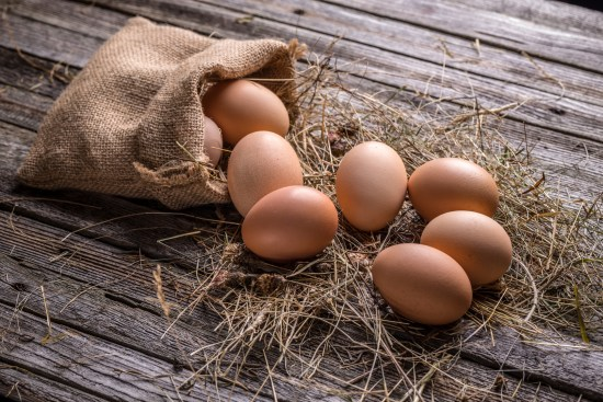 Eggs have mood-boosting choline
