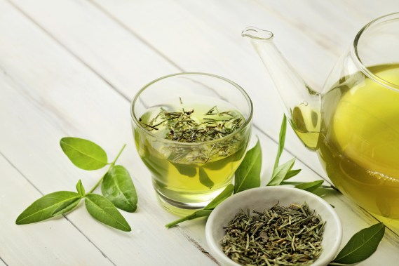 Green tea has EGCG that can improve your mood.