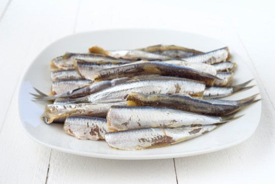 Sardines to boost your mood