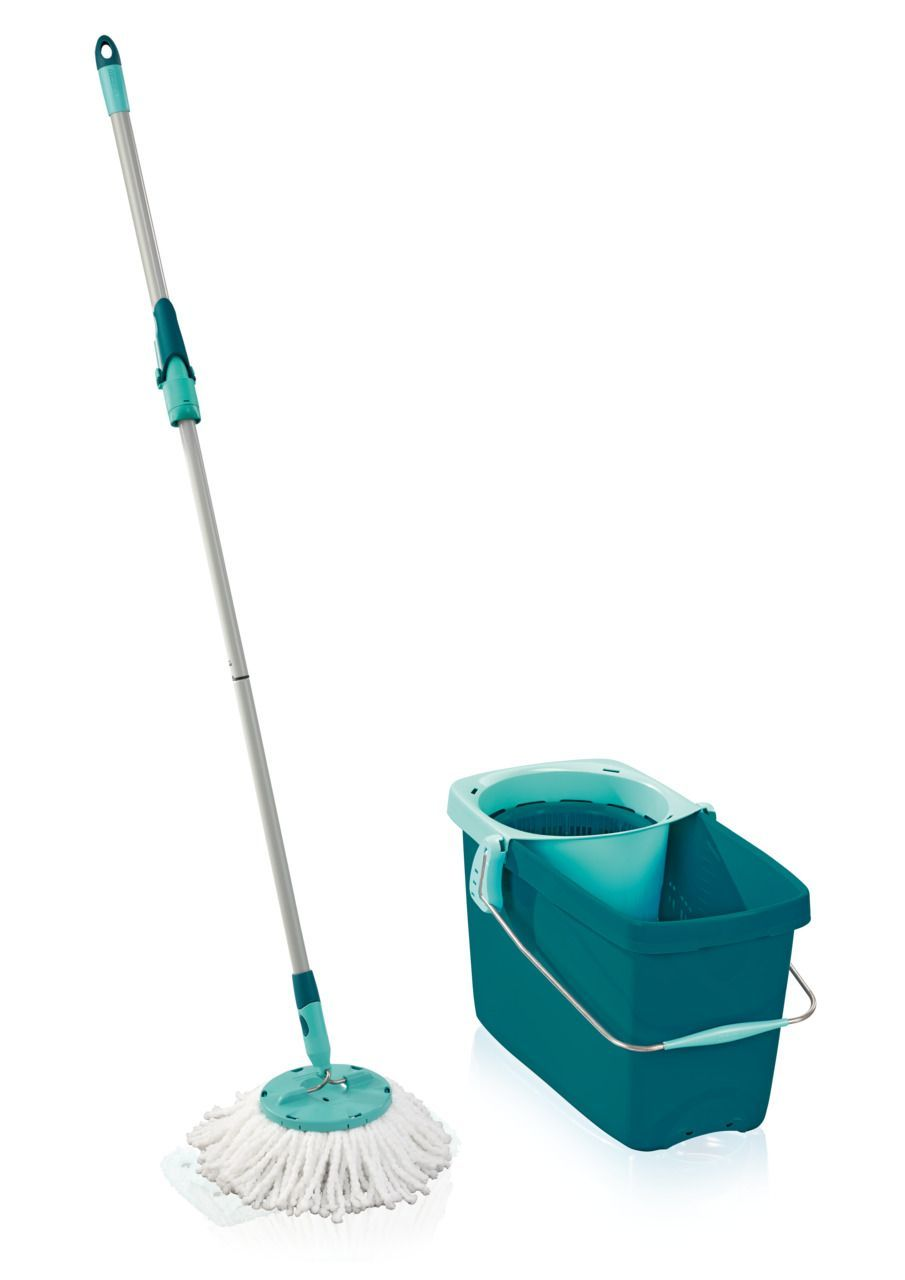 Leifheit Clean Twist Mop Leifheit Clean Twist Mop Bodenwischer Set