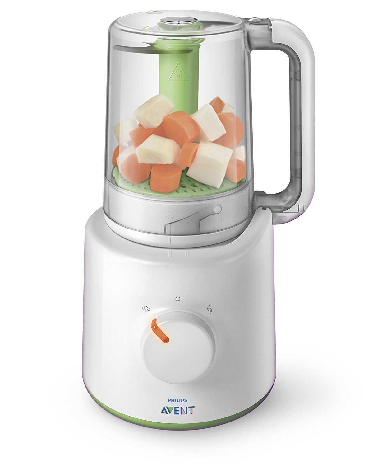 Amazon Dampfgarer Amazon Philips Avent Scf870 20 2 In 1 Babynahrungszubereiter