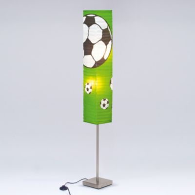 Papier Stehlampe Stehlampe Fußball Papier Brilliant Mytoys