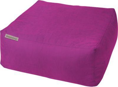 Mytoys Sitzsack Sitzsack Easy Soft Purple Pushbag Living Mytoys