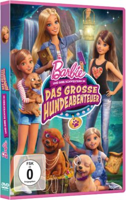 Streamen Barbie Und Ihre Schwestern In: Das Gro?E Hundeabenteuer mit englischen Untertiteln 21:9 ...