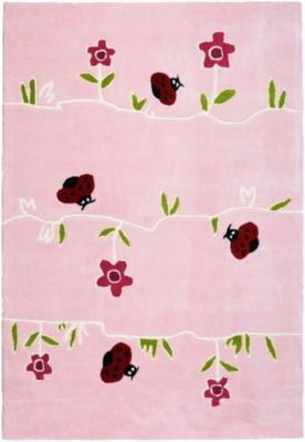 Happy Rugs Teppiche Teppich Blumenwiese Happy Rugs Mytoys