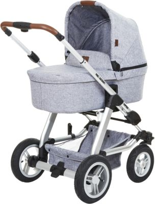 Kombi Kinderwagen 3 In 1 Abc Kombi Kinderwagen Viper 4 Graphite Grey 2017 Abc Design