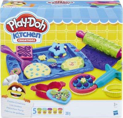 Play Doh Küche Knete Set Play Doh Kitchen Plätzchen Party Hasbro Mytoys