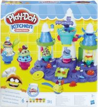 Play-Doh Kitchen Eiscreme Schloss, Play-Doh | myToys