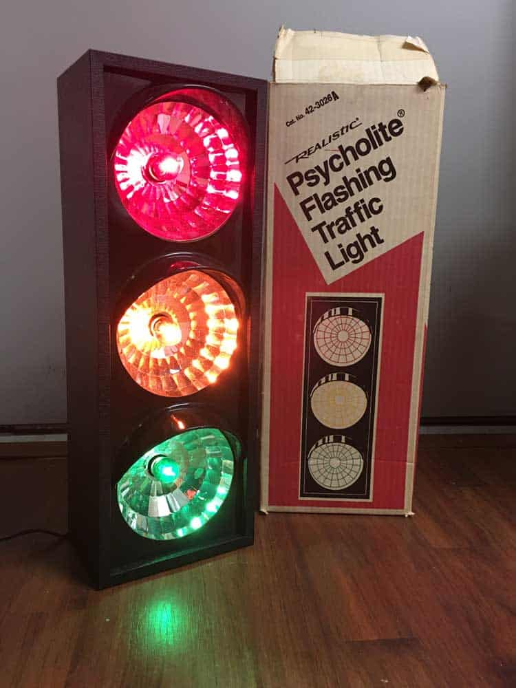 Kitchen Island Decorations Traffic Light Decorations For The Garage, Kitchen, Or