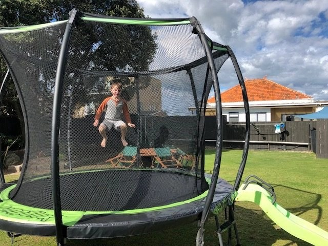 The Best Trampoline with Enclosure Review Guide 2019 My Trampoline