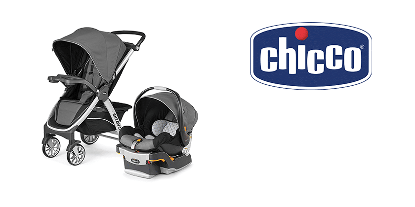 Double Stroller Best 2019 Chicco Bravo Trio Travel System Stroller Review For 2019