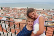 Lisbon: Planning an amazing family vacation in the city of Lisbon, Portugal.  www.mytravelingkids.com