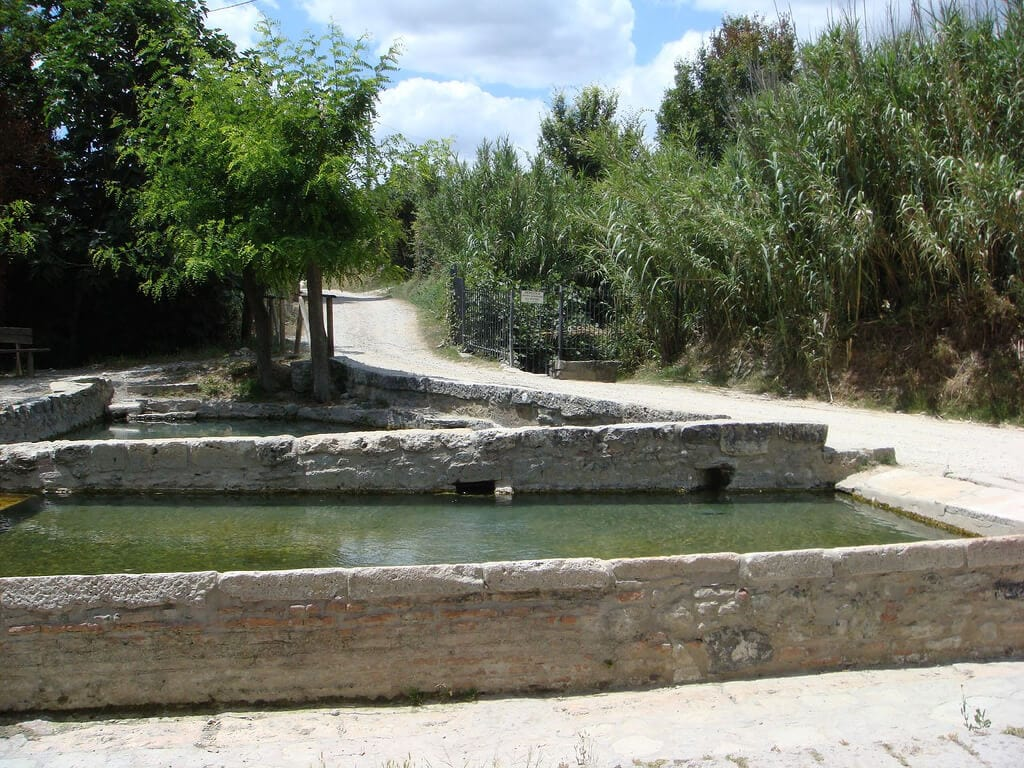 Fonteverde Terme San Casciano Dei Bagni The Wild Natural Hot Springs In Tuscany My Travel In Tuscany