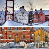 Sundsvall – Ett arkitektoniskt Mecka
