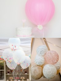 Bridal Shower Decoration Ideas - TrueBlu | Bridesmaid ...
