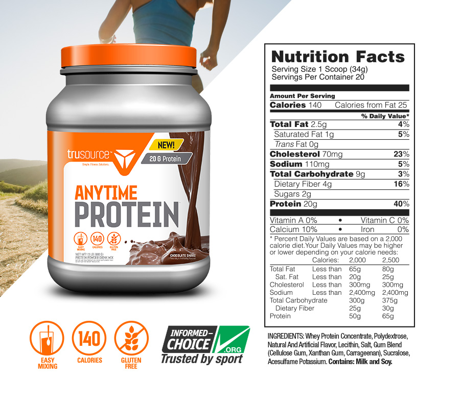 Trusource Protein Products