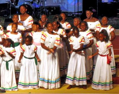 Turks And Caicos Islands National Dress