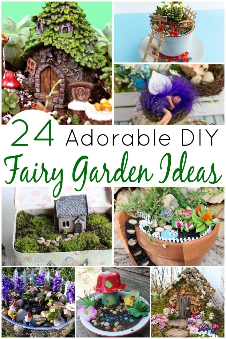 24 Adorable Diy Fairy Garden Ideas My Turn For Us