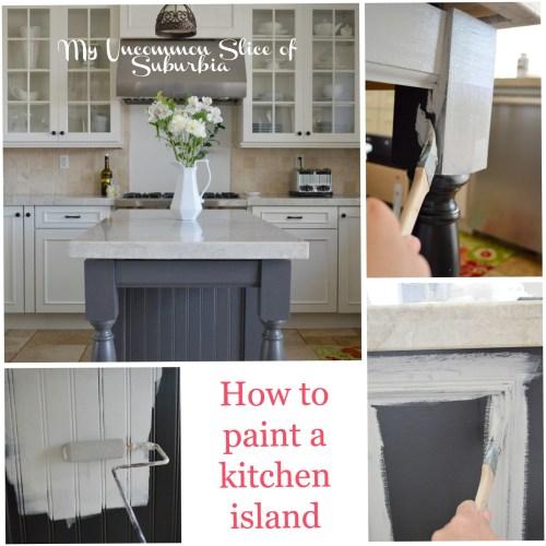 Medium Of Kitchen Island Paint
