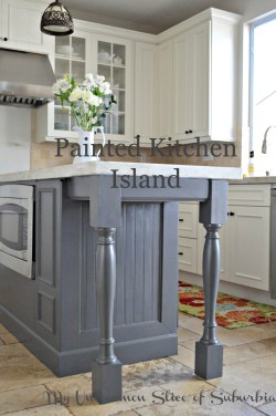 Small Of Painted Kitchen Islands