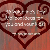 36 Ideas for Valentine's Day mailboxes for you!
