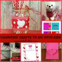 Valentine's Day Crafts for the kids