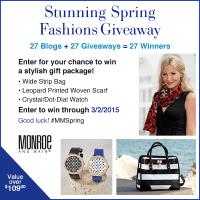 Monroe and Main Stunning Spring Fashions! #MMSpring #ad #giveaway @MonroeandMain
