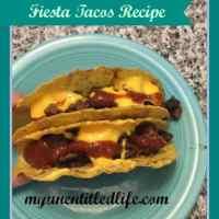 Fiesta Tacos Recipe $10 Giveaway #PublixFiesta #ad